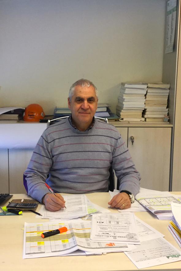 Geom. Gino Capulli